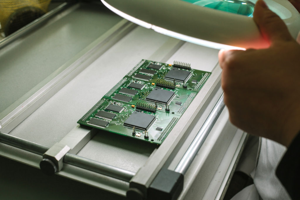 Mezz Solutions Services - Electronics Design